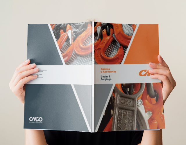 CMCO | Catalog design for Spain
