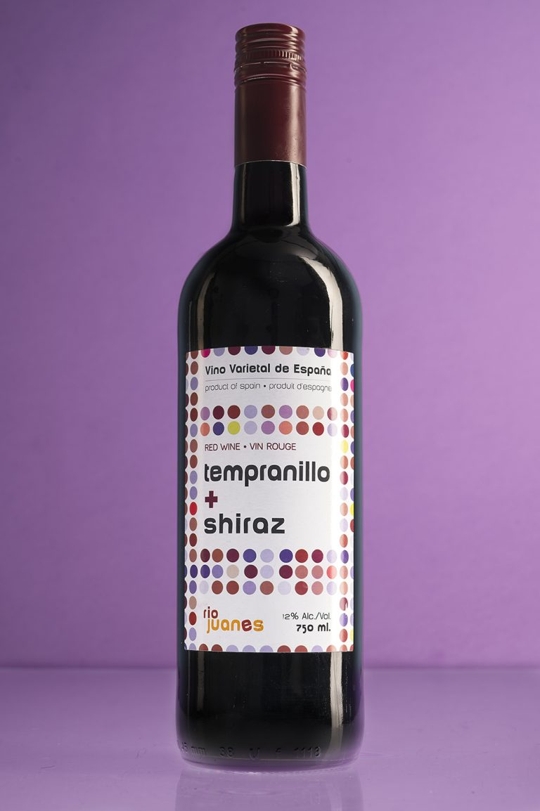 Rio Juanes | Label wine design