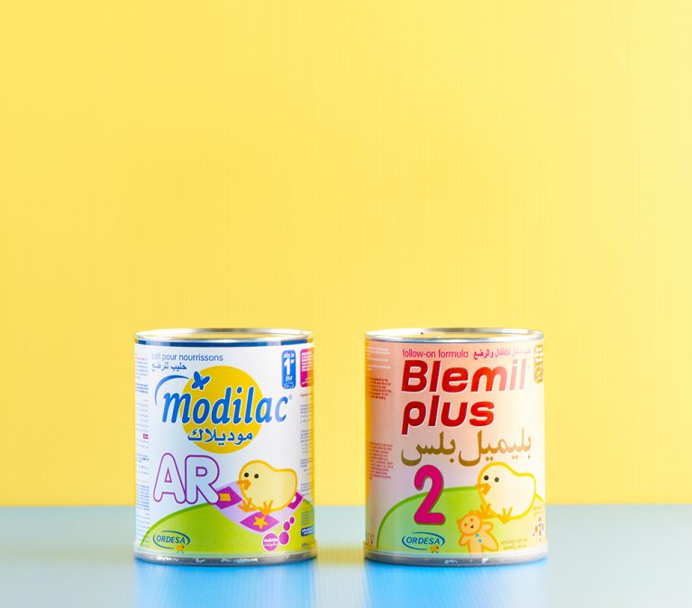Blemil Plus | Packaging design